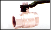 Brass Ball Valve (Excel)